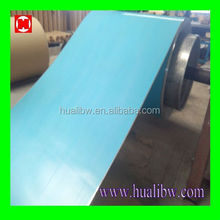 Boat used ABS DNV Stucco Embossed Aluminum sheet coated Polysurlyn/Kraftpaper moisture barrier
