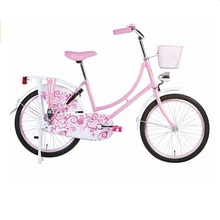 China High Quality Vintage Girl Purple Bicycle