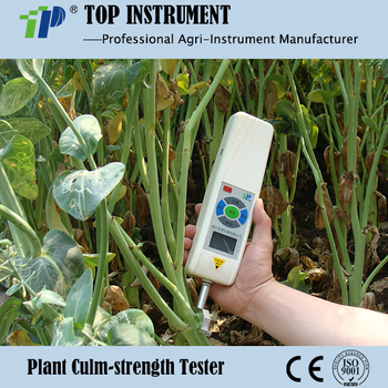 Portable Plant Culm-strength Tester