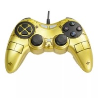 YLW Game controller USB double shock gamepad/joystick
