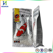 Superior Quality Wholesale Plastic Customized Silver Ziplock Roast Ground Food packaging Bag
