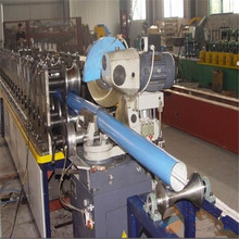 Automatic Drain Pipe Metal Round Downspout Roll Forming Machine