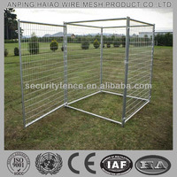 Hot sale high quality cheap welded wire dog fence( 10 year factory with ISO & CE)