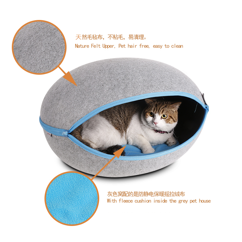 Cat Application Bed For Cat Egg Bed Cat Cave Bed