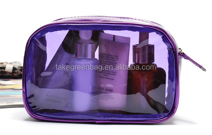 High quality factory price direct cheap portable personalized cosmetic bag