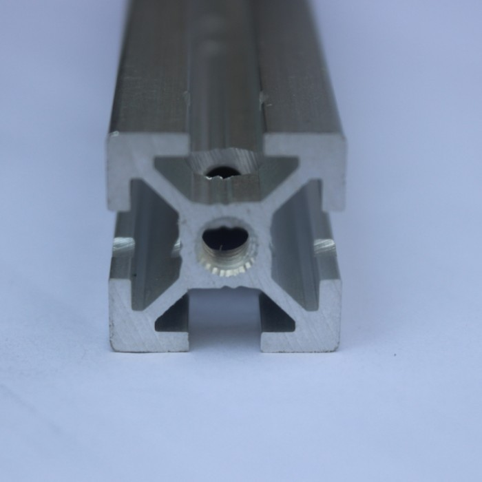 6061 t-slot aluminum extrusion custom made all sizes as your drawings or samples