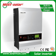 6000w/6kw solar power inverter Electric Motor 3HP, Auto generator start AGS ,CE&ROHS approved
