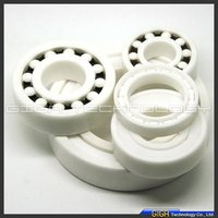 si3n4 or zro2 ceramic bearings
