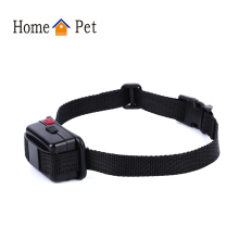 Newest high quality long life battery rechargeable dog pet shock bark collar