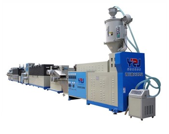 Automatic plastic pp packing strip making machine