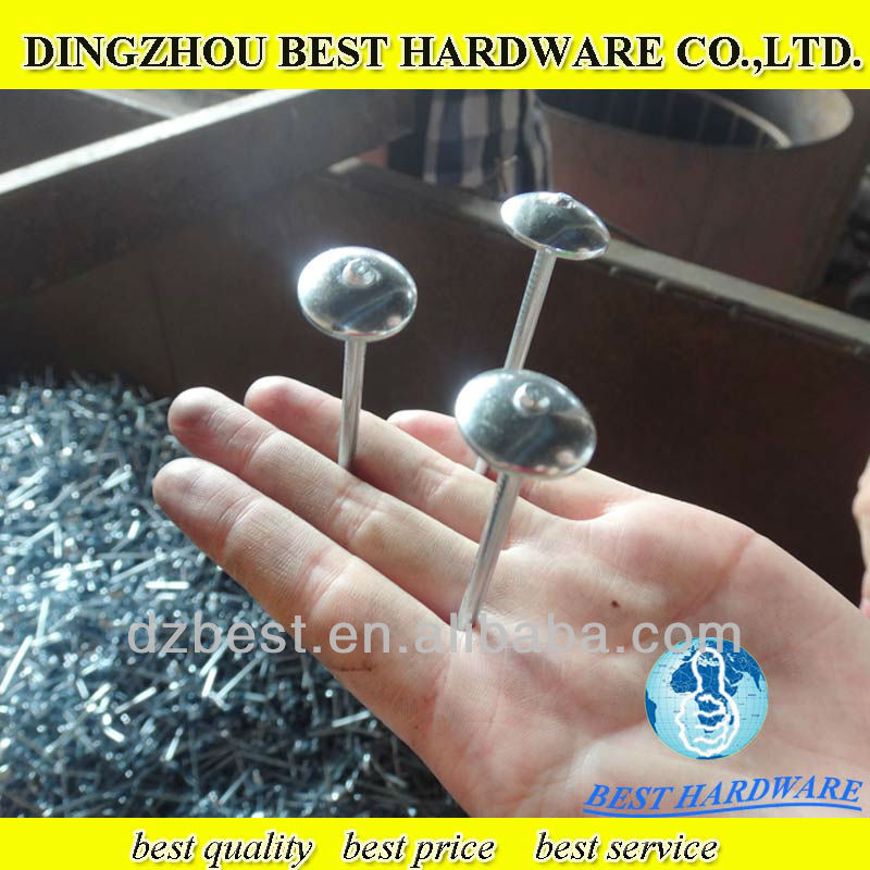 roofing nails with plastic washers