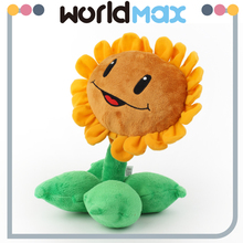 Fashionable Promotional Sunflower Plush Soft Baby Toy