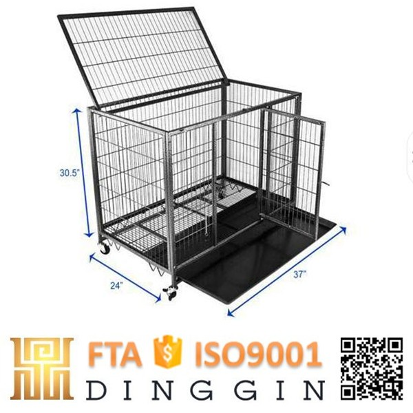 Tube Dog cage for sale