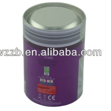 Widely Used High End CMYK Printed Round Candle Boxes