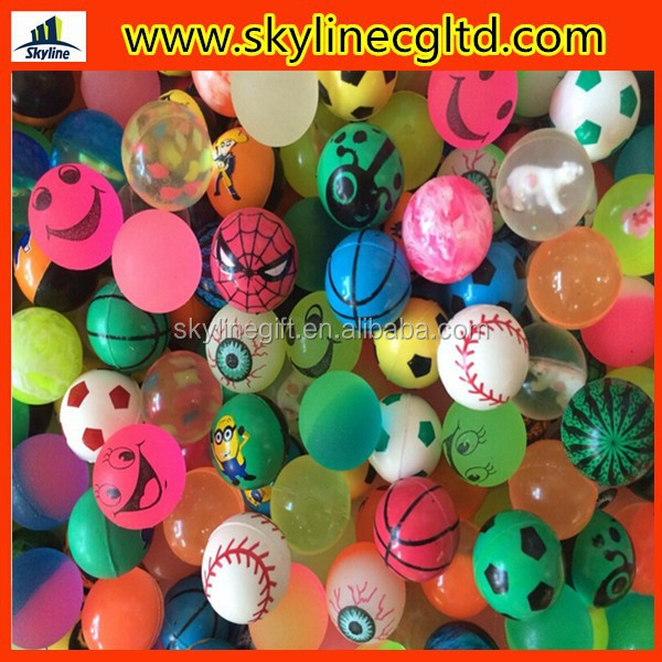 Wholesale best pcice rubber bouncing ball,jumping ball