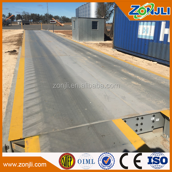 120t 3*21m Heavy Duty Truck Weighbridge/ Truck Scale