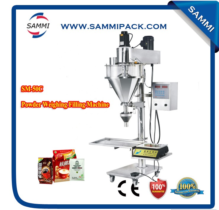 good quality high 2 in 1 precise chemical powder weighing machines equipment