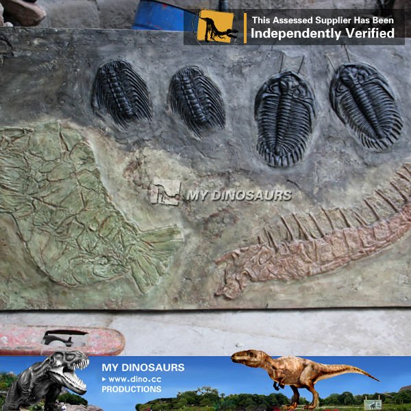 My Dino-dinosaur fossil replica for sale park decoration moroccan fossils sale