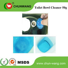 Colored Toilet Bowl Cleaner/Blue Toilet Rim Block/Solid Toilet Deodorizer