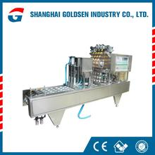 Most welcome jelly cup sealing maching,pearl milk tea manual sealing machine.water cup filling and sealing machinery