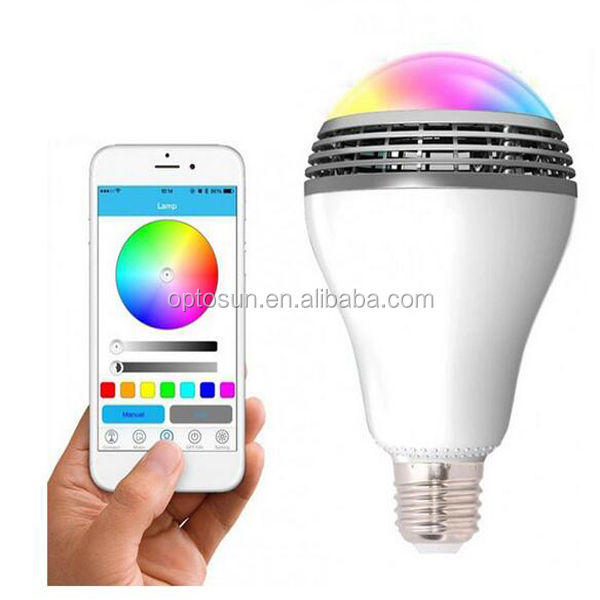 Shaped Cup Bottle Hidden Camera Flashing Grow Smart Led Light Bulb A19 Bluetooth Smart Led Light Bulb