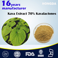 Sex enhancer supplement Kava Extract Powder Kavalactones30% 70%