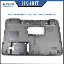 Laptop shell For Toshiba Satellite C650 C655 Bottom Case Cover