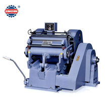 ML-750 paper die cutting &creasing machine