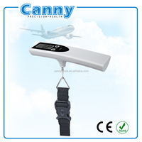 50kg luggage scale with accuracy sensor and touch button power on