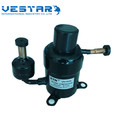 Ideally suited for mobile applications miniature compressor