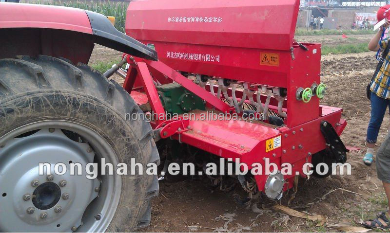 No-tillage wheat seeder,no tillage planter,no tillage drill