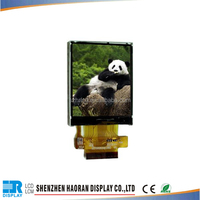 "2"" tft lcd module with lcd touch screen for use like digital camera"
