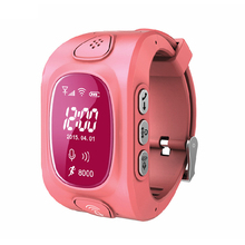 Gps tracking system watch phone device for child support Android or IOS App