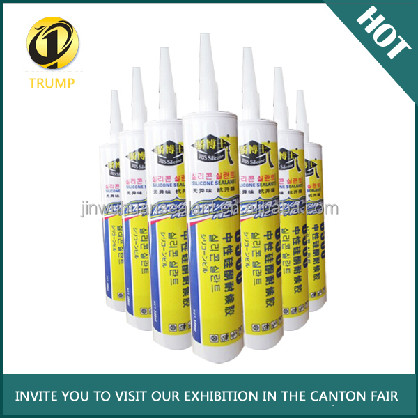 China Neutral Silicone Adhesive