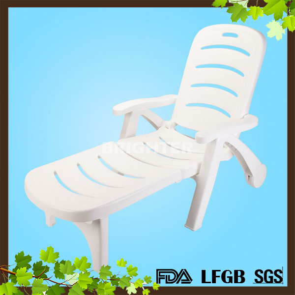 Foldable Plastic Beach Chair