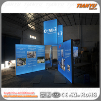 China professional Manufacture LED lighting Exhibition Stand