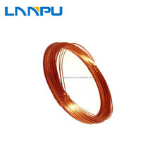 UL Certificate Varnish Insulated Copper Wire 20 Gauge Enamelled Round Copper Wire