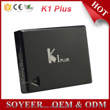 Soyeer M9 Amlogic S905 Internet Tv Box Indian Channels K1 Plus Android Tv Box