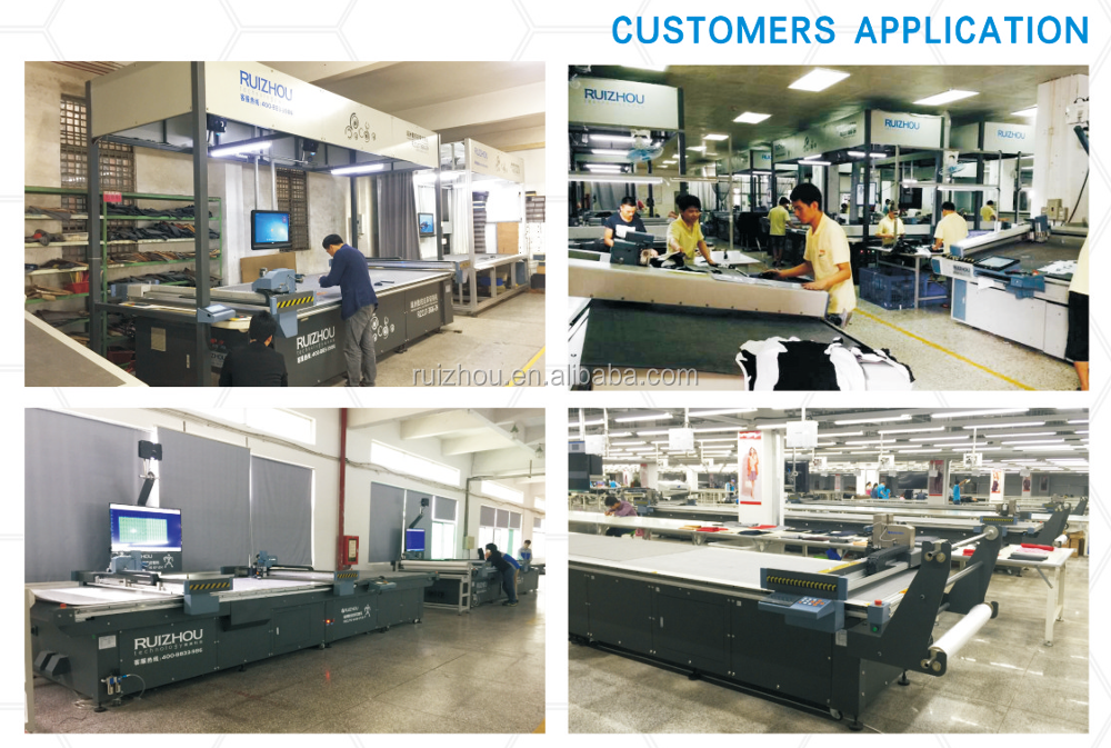 CNC Cutting Machine for Garment Manufacturing Production