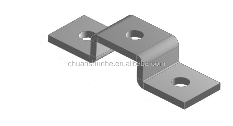 """Z"" and ""U"" Shaped Steel Fittings Channel fitting"