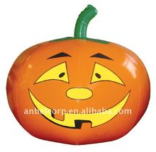 Giant Inflatable Halloween Pumpkin As Outdoor Decoration