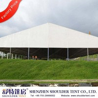 big outdoor event tent, stronger folding canopy event tent ,double floor event tent