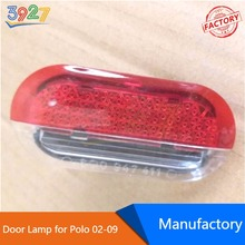 Auto Car Inside Door Lamp Warning Light Housing for VW Polo Bora / Jetta 4 Golf MK4 Skoda Octavia 2002 - 2009