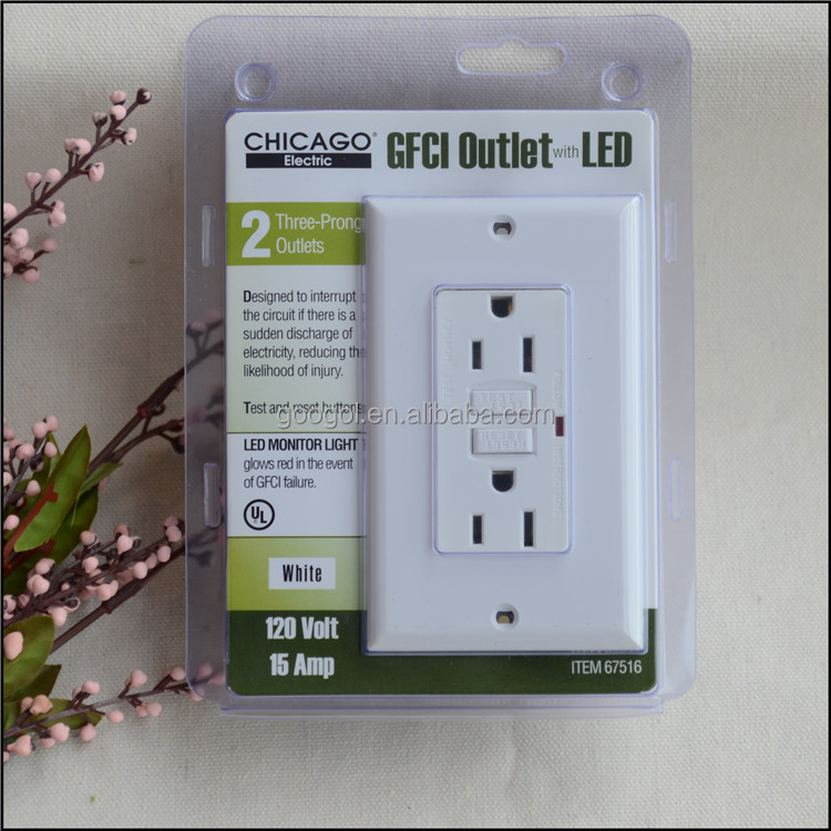 Cooper Wiring Devices 20 amp Gfci Receptacle 220v Buy