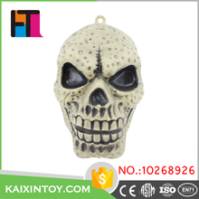 hot novelty items ugly scare toy plastic halloween skeleton for holiday gift
