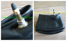 Natural rubber motorcycle inner tube3.00-18