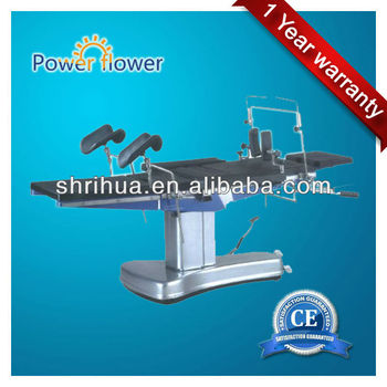 JT-2A 2013 new Shanghai sliding model c arm compatible operating table