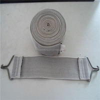 Furniture of elastic webbing