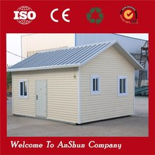 ANLI PLASTIC luxury movable container cheap prefabricated house with
