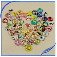 DIY accessoies resin wholesale glass cabochons